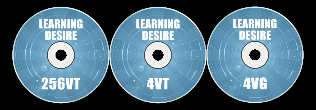 Learning Desire