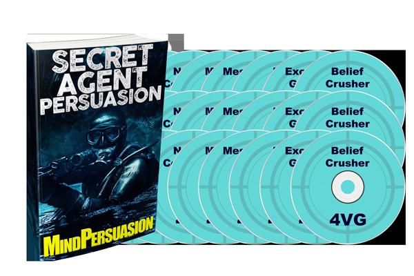 Secret Agent Persuasion